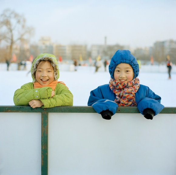 A FREEZING DAY IN HARBIN