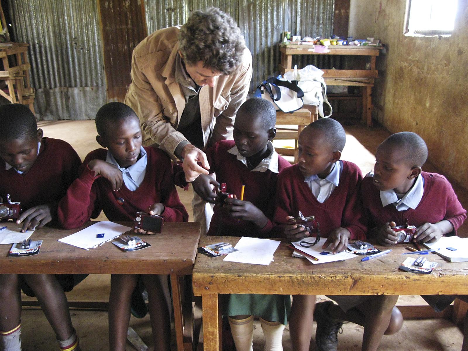 Teaching photography in Metuma,Kenya | luca zordan