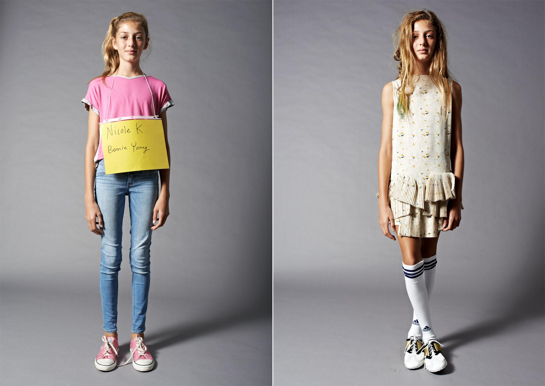 Vogue Bambini Luca Zordan